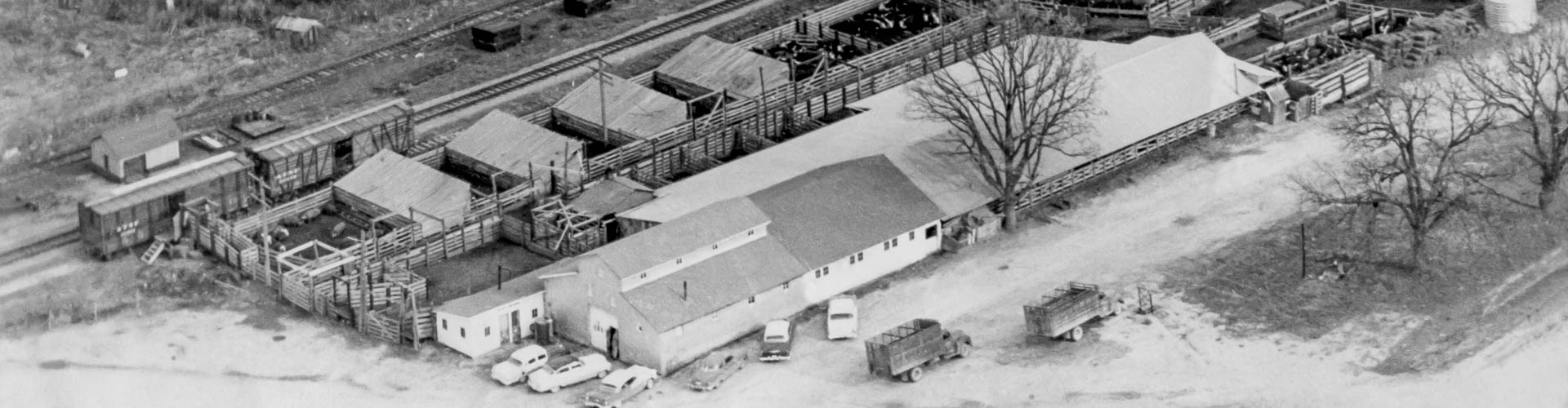 Oxford Sale Barn Oxford Iowa Gallery Aerial Photography copyright 2020 Jonathan David Sabin Infinity Photographic Productions All Rights Reserved